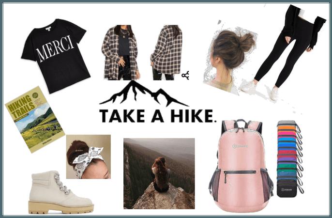 hiking effort