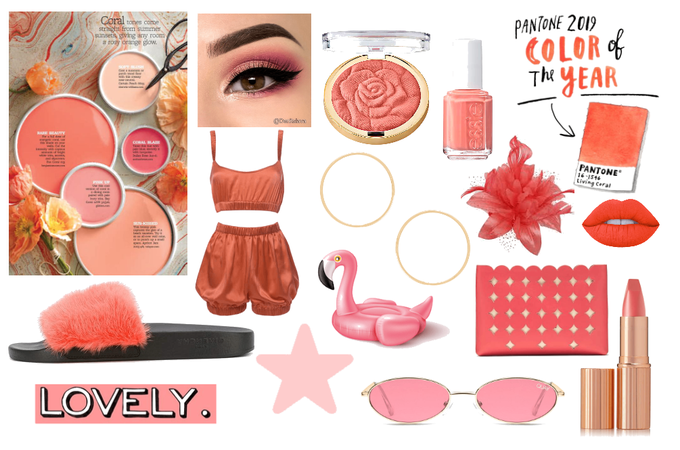 Patone color of the year: Coral
