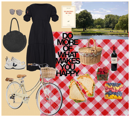 Spring capsule - Picnic with friends