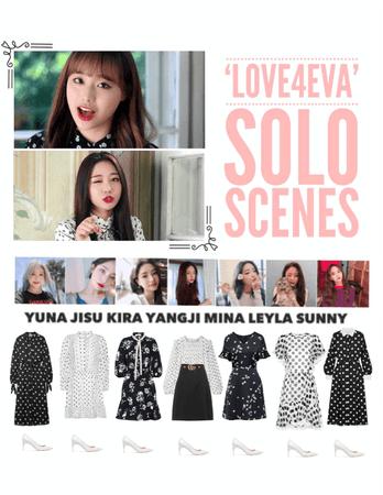 {MARIONETTE} 'love4eva' MV Solo Scenes