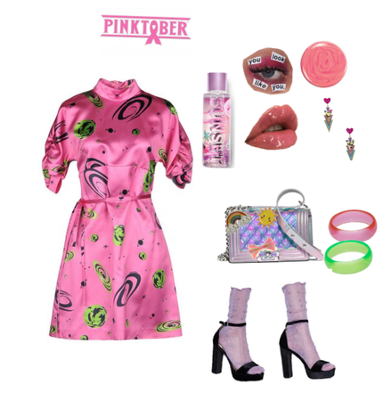 Pink funny