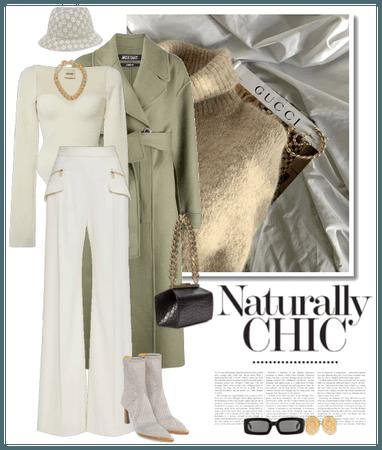 pistachio coat