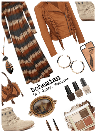 My personal Style/Im a Pisces/boho style