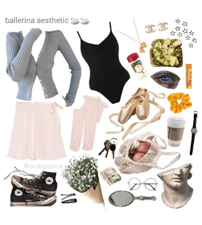 ballerina, you must've seen her