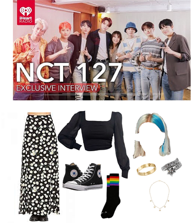 NCT 127 12th Member: iHeartRadio