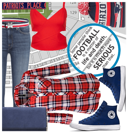 Flannel & Football