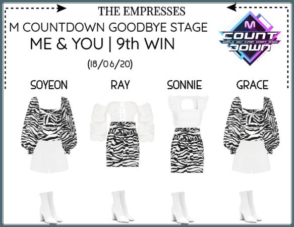 [EMPRESS] M COUNTDOWN | ME & YOU | 9th WIN