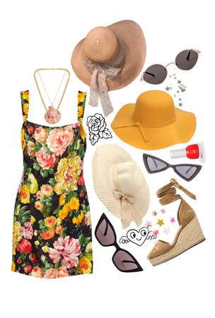 Summer Sun Hats