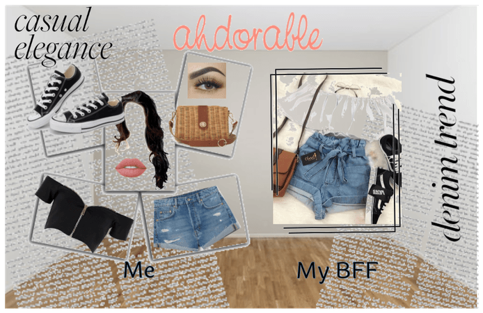 BFF outfit