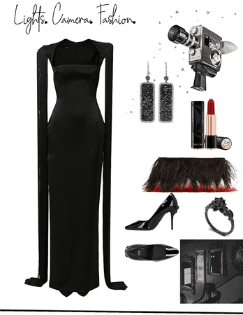 Glamorous Goth