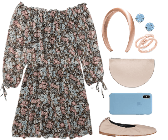Flirty and Floral
