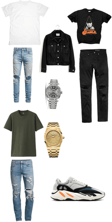 Yeezys day fit