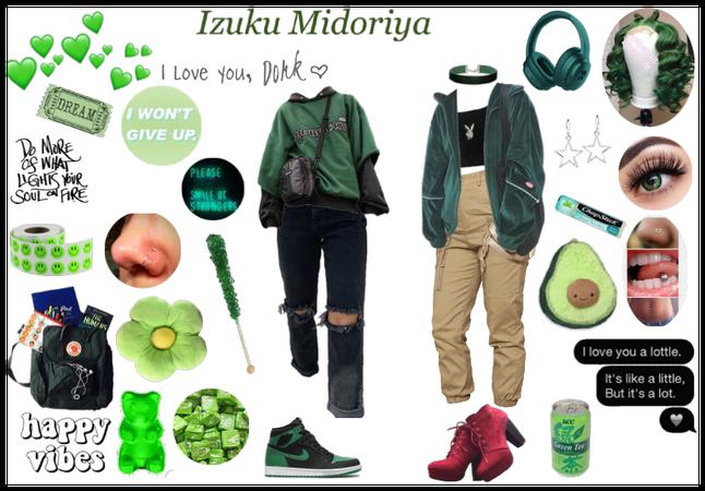fem! Izuku Midoriya