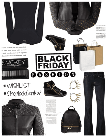 #wishlist black friday shopping