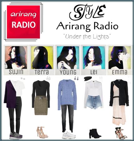 Arirang Radio 'Under the Lights'