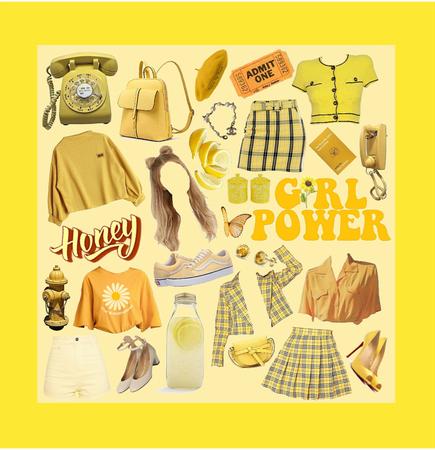yellow 🍯