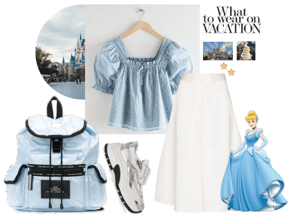 Inspired by Disney Princess Cinderella