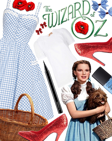 FALL 2020: Dorothy Gale Costume