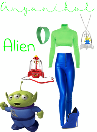 Green Alien - Toy Story