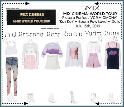 《6mix》Mix Cinema   Seoul - Day 1