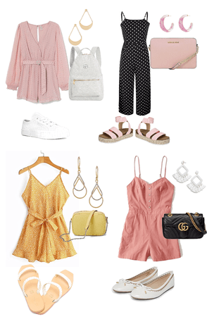 Everyday Summer Oufits