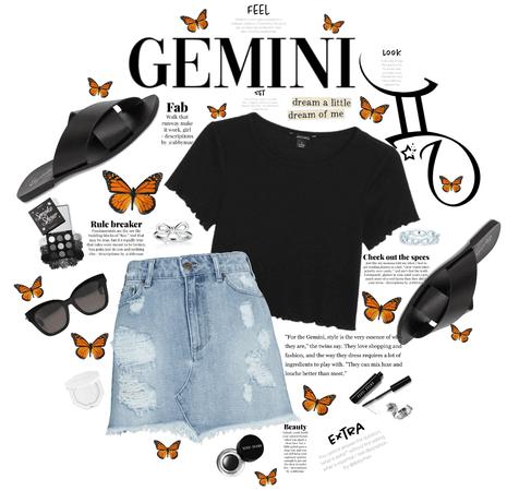 Gemini girl ♊️