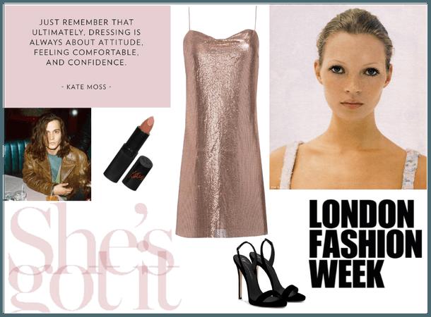 Celeb Fashion - Kate Moss