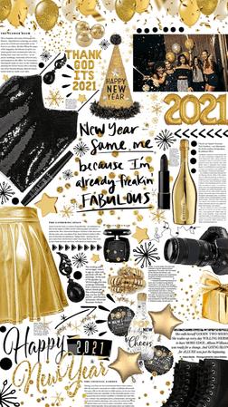 new year same me
