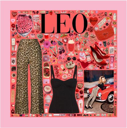 fiery and sassy leo ♌️