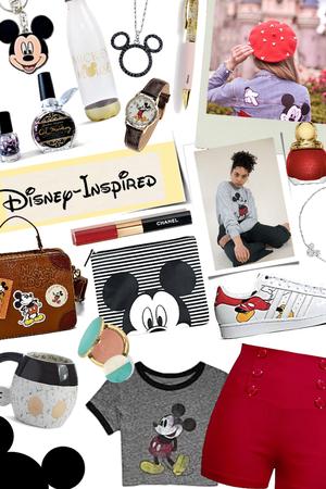 Disney-Inspired