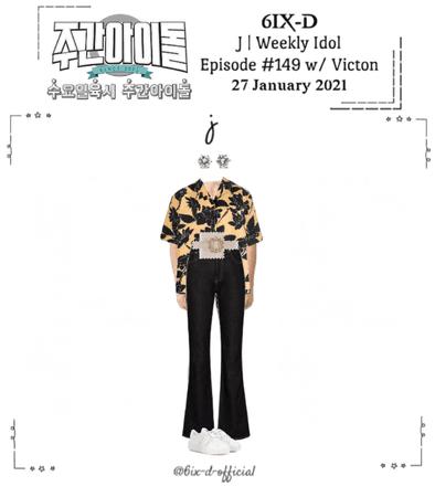 6IX-D [식스디] (J) Weekly Idol 210127