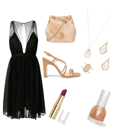 Party outfit.