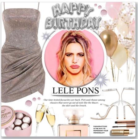 Happy Bday Lele Pons