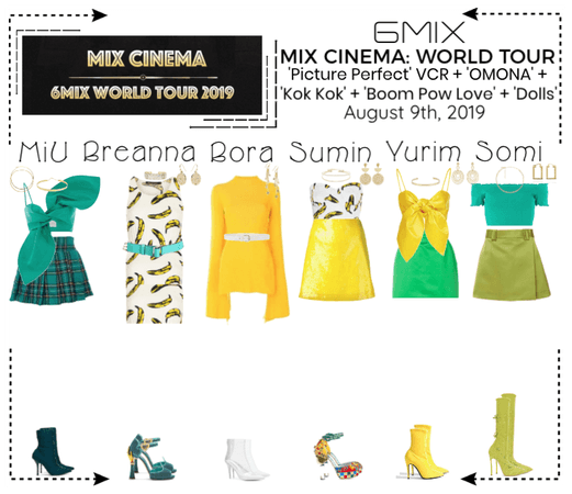 《6mix》Mix Cinema | Sydney