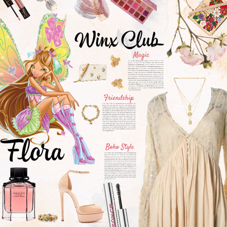 Floral Accessories for Flora
