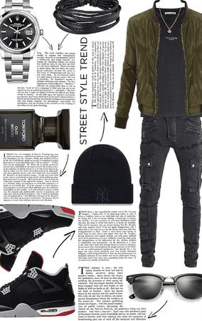 Handsome Stranger | NYC | 01/06/20