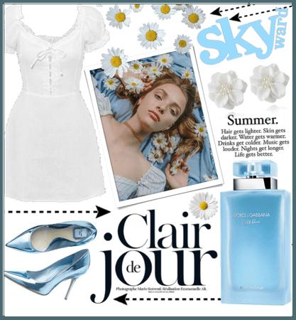 SUMMER 2020: Dolce and Gabbana Light Blue Perfume