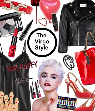 Bad Girl Virgo