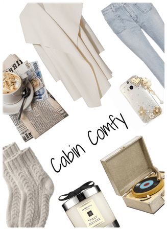 Cabin Comfy Style Contest