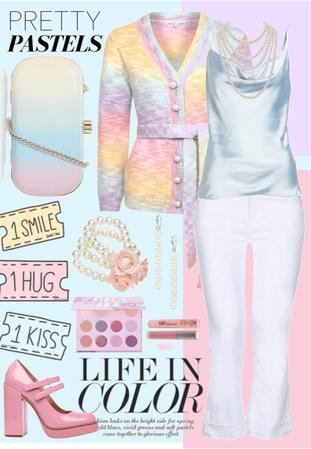 •Pretty In Pastel•