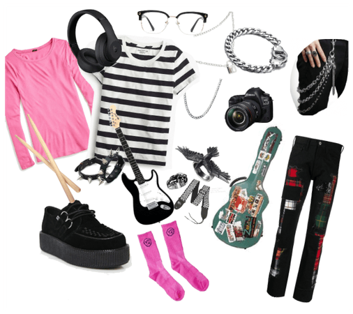 My dream style, inspired by yungblud