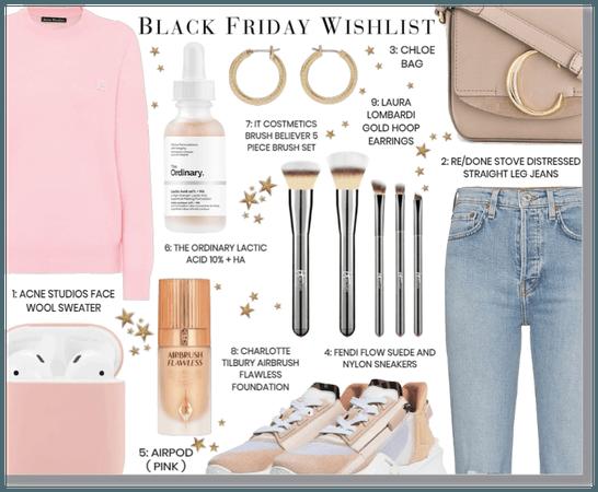 Black Friday Wishlist ( 11.30.2020 )