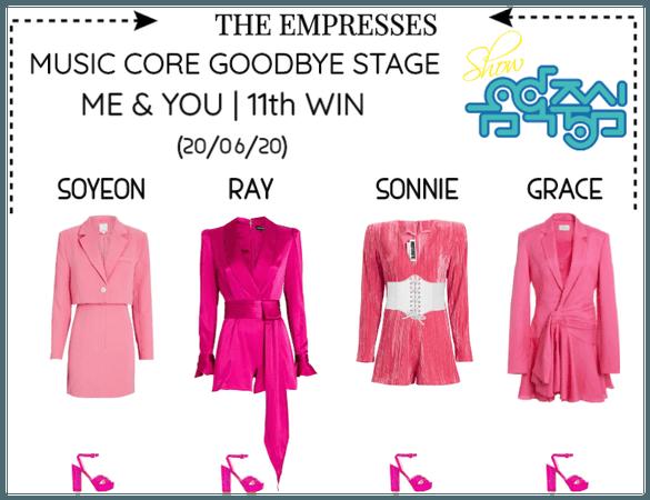 [EMPRESS] MUSIC CORE | ME & YOU | 11th WIN