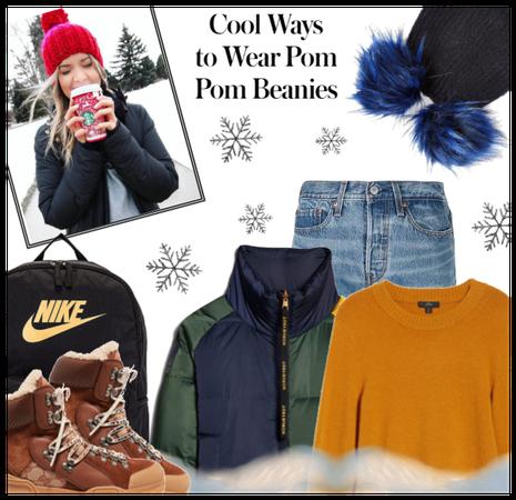 Pom Pom Beanies