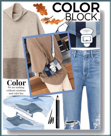 Color block II.