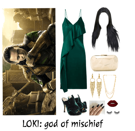 Loki: god of mischief