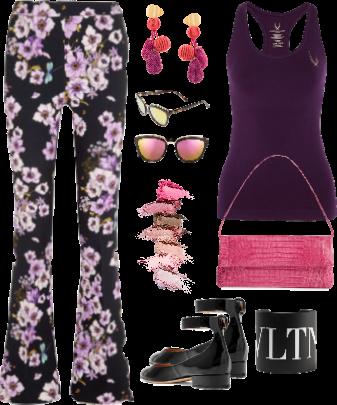 Purple is For Pansies
