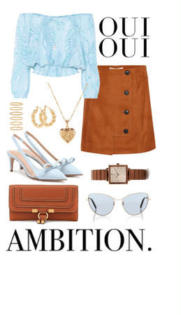 A Working Girl's Ambition