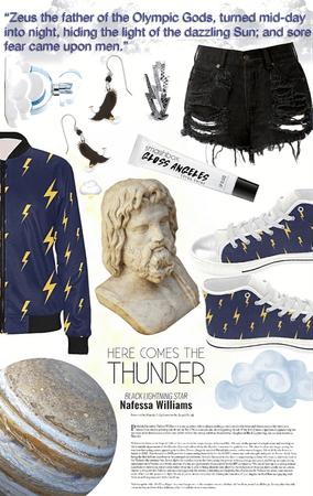 Greek Mythology: Zeus 🌩