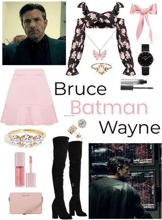 (Fandoms) DC- Bruce Wayne